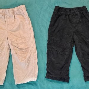 Jumping Beans 2 for $10 Casual Pants (18 Months)